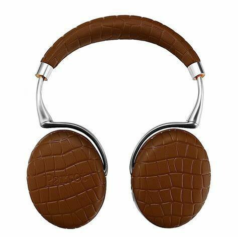Parrot ZIK 3 By Philippe STARCK - Brown Crocodile ASIA