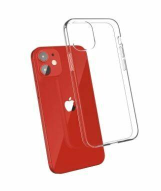 JTLEGEND iPhone 12 Mini (5.4) Crystal Feather TPU Case - Crystal
