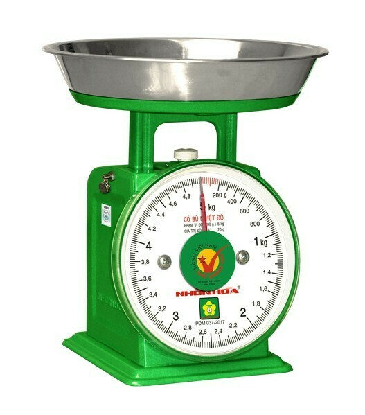 NHON HOA Mechanical Spring Scale