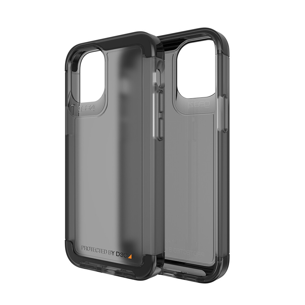 Gear4 Wembley Palette Case For IPhone 12 Series Smoke