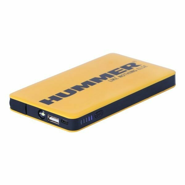 Hummer H3 Multifunctional Power Bank Jump Starter (6000mAh)