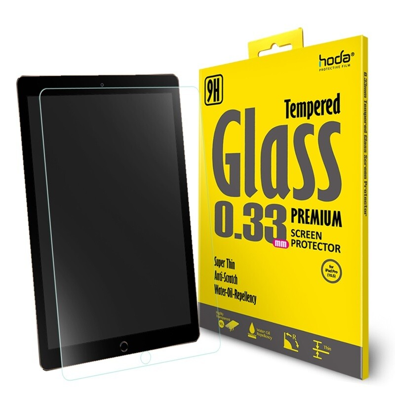 """Hoda 0.33mm 2.5D Full Coverage Tempered Glass for Apple iPad Pro 10.5"""""""