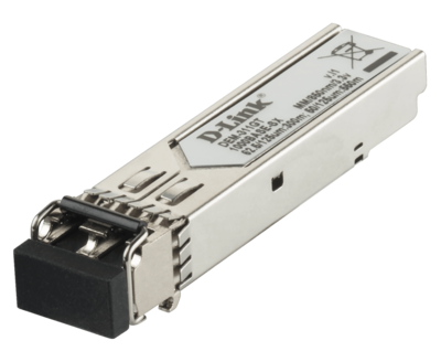D-Link DEM-311GT 1000BASE-SX Multi-Mode 550 M LC SFP Transceiver
