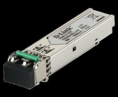 D-Link DEM-314GT SFP 1000BASE-LX Single-Mode 50 Km SFP Transceiver