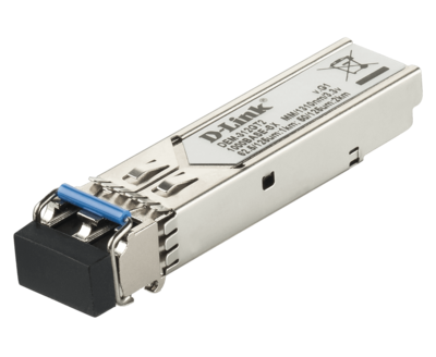 D-Link DEM-312GT2 1000BASE-SX Multi-Mode 2 Km LC SFP Transceiver