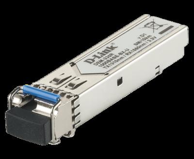 D-Link DEM-330R Gigabit WDM (BiDi) Single-Mode 10 Km SFP Transceiver