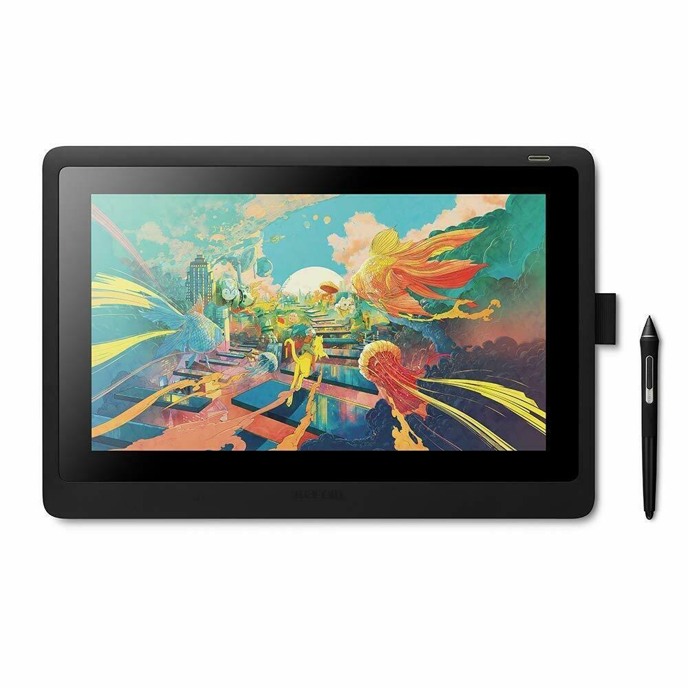 Wacom Cintiq 16 (DTK-1660) Graphic Drawing Pen Display Tablet DTK-1660/K1-CX
