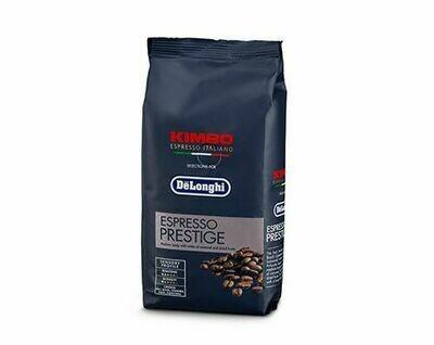 Delonghi Kimbo Prestige Espresso Coffee Beans 250g