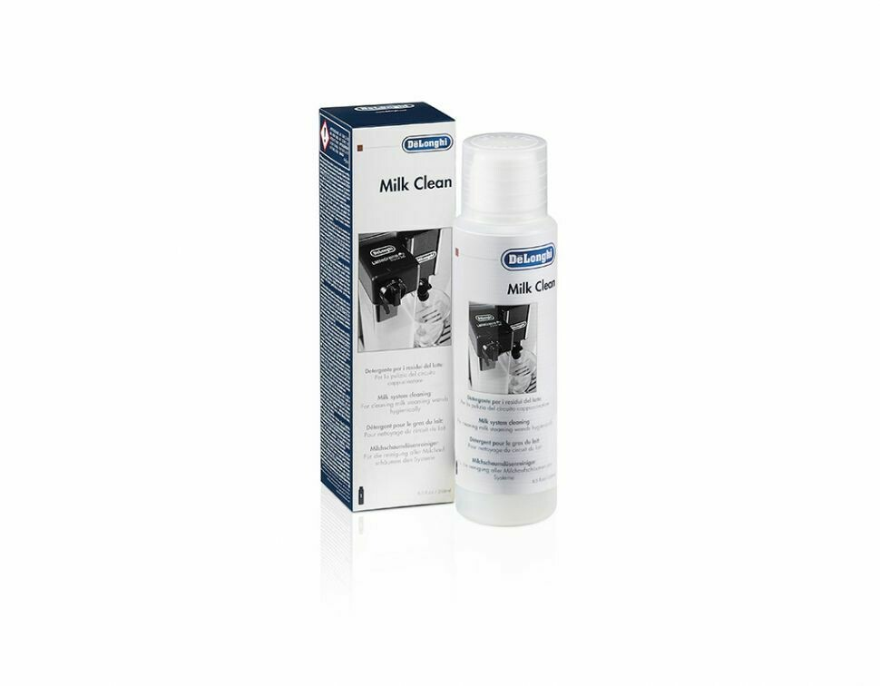 Delonghi Milk Clean Solution 250ml SER3013