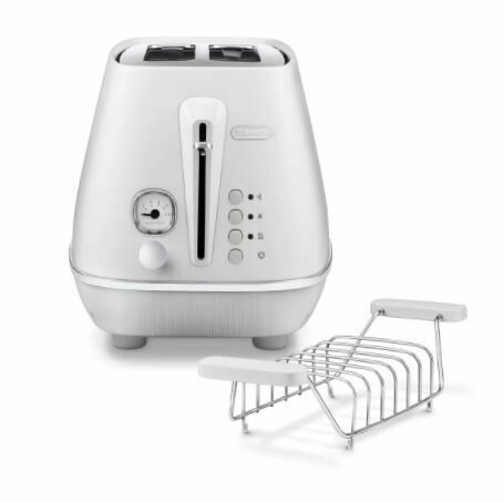 Delonghi Toaster Distinta Moments CTIN2103.W