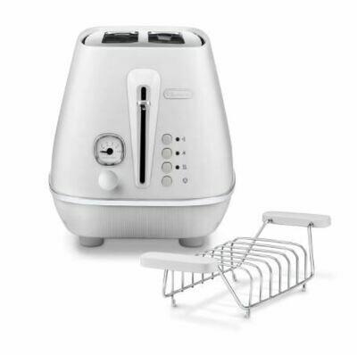 Delonghi Toaster Distinta Moments CTIN2103.W
