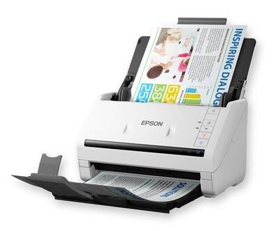 Epson Epson WorkForce DS-570WII Wi-Fi Duplex Sheet-fed Document Scanner (PRE ORDER)