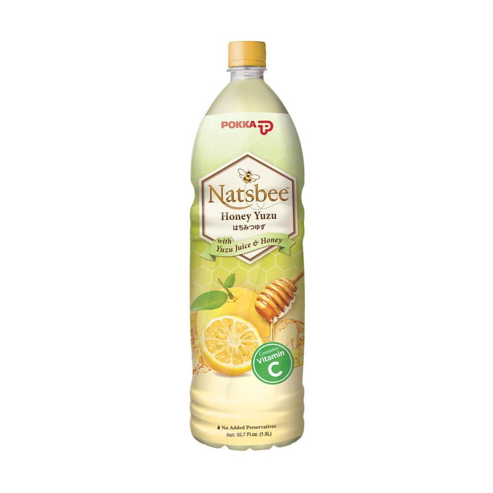 Pokka Natsbee Honey Yuzu 1.5L