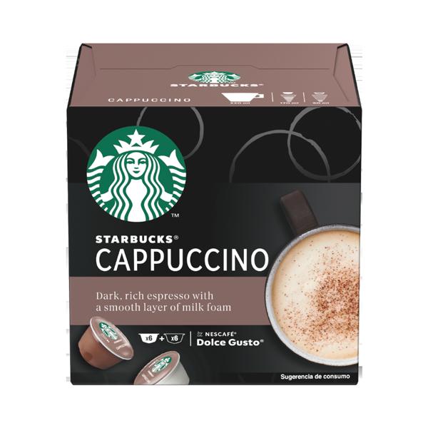 Starbucks Cappuccino By Nescafe Dolce Gusto