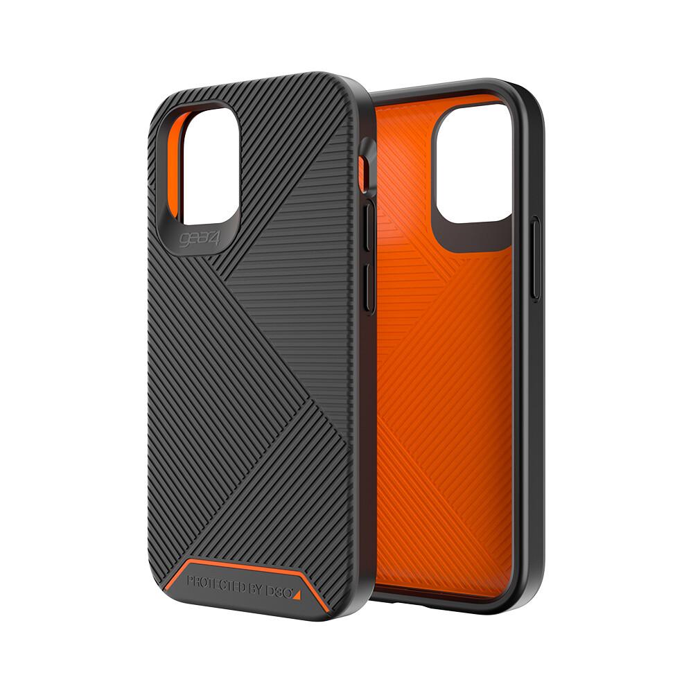 Gear4 Battersea Case For IPhone 12 Series (Black)
