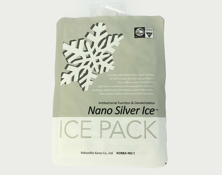 Spectra Nano Silver Ice Pack