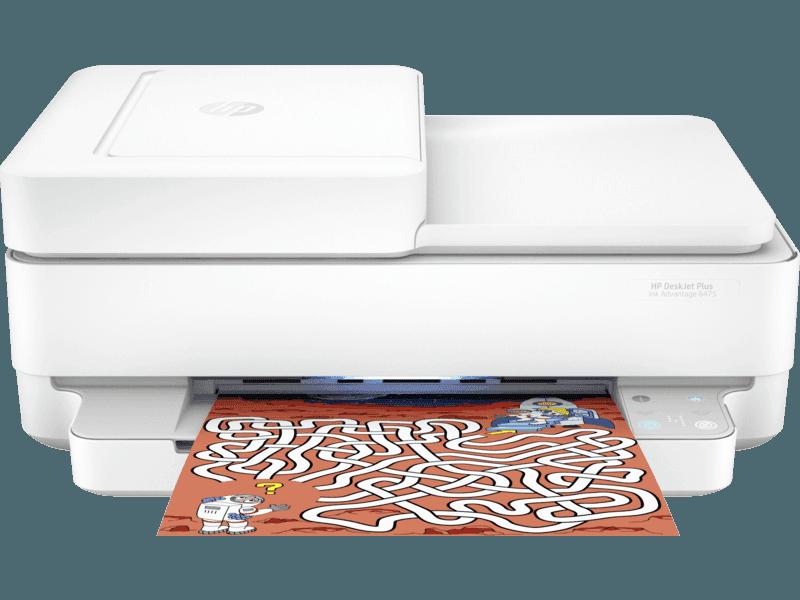 HP DeskJet Plus Ink Advantage 6475 All-in-One Printer