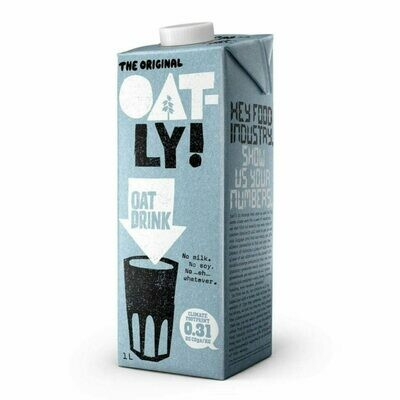 Oatly Enriched Edition Oat Milk 1L