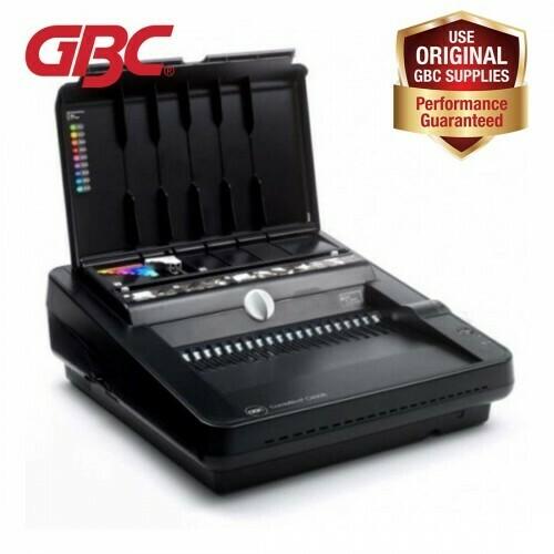 GBC CombBind C450E - Electric Comb Binder