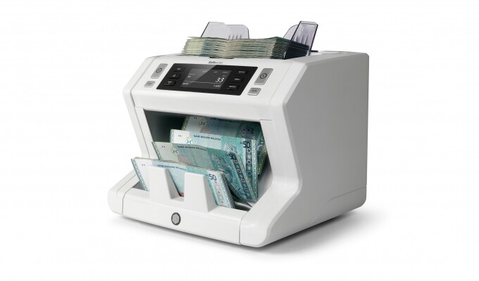 Safescan 2685-S Banknote Counter
