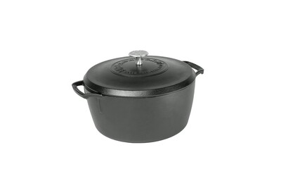 Lodge Blacklock *02* 5.5 Quart Triple Seasoned Cast Iron Dutch Oven