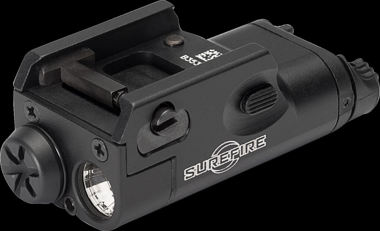 Surefire XC1-B Ultra-Compact LED Handgun Light (300 Lumens)