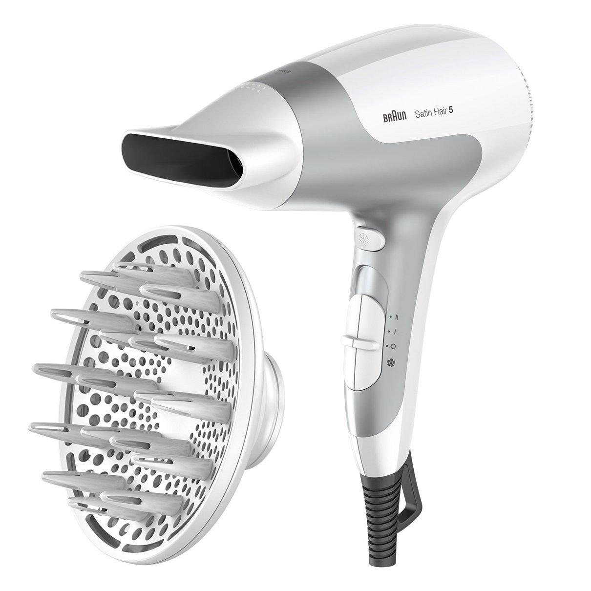 Braun Satin Hair 5 PowerPerfection Dryer HD585
