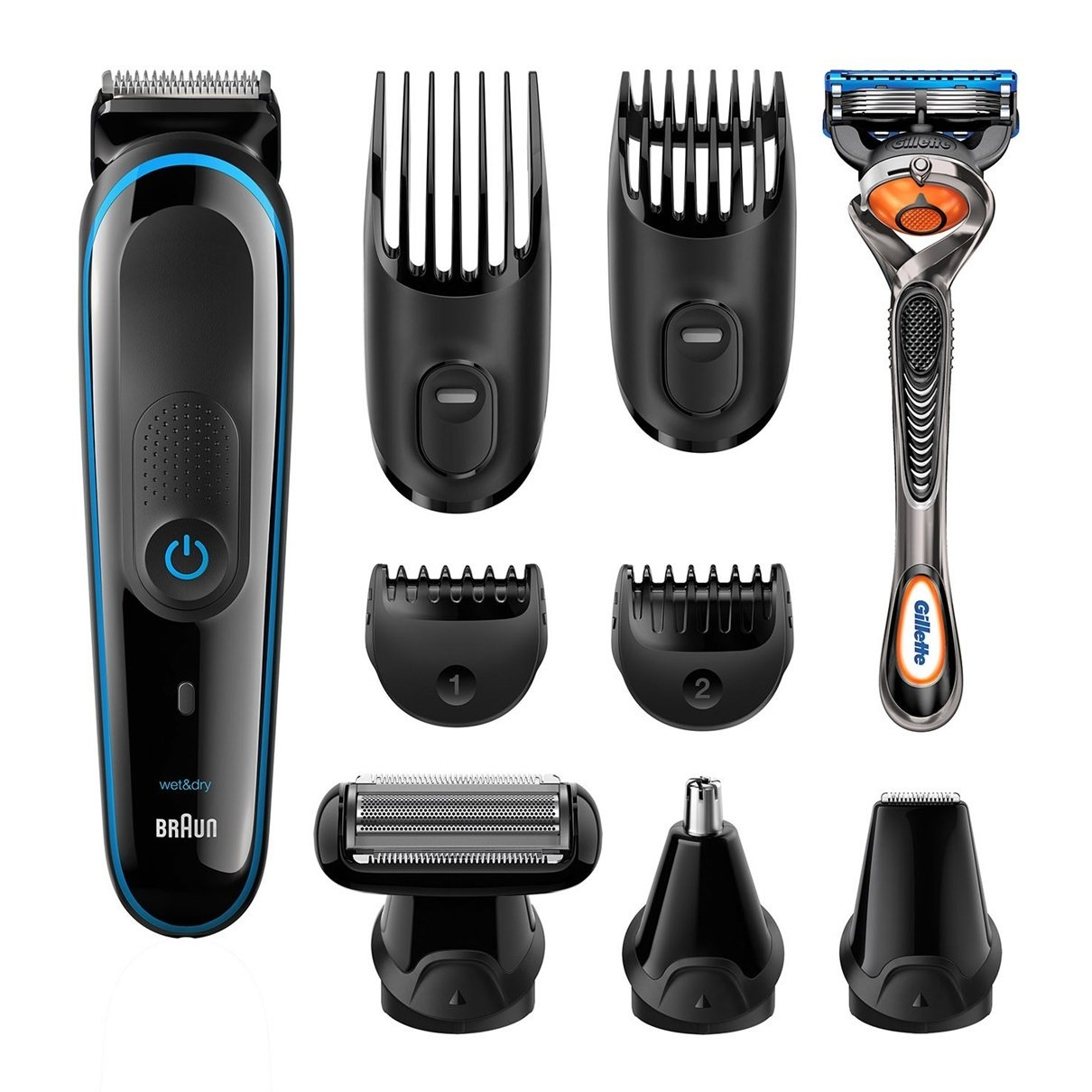 Braun Multi Grooming Kit MGK3080