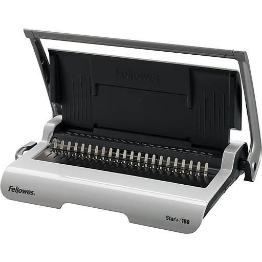 Fellowes Star+150 Comb Binding Machine
