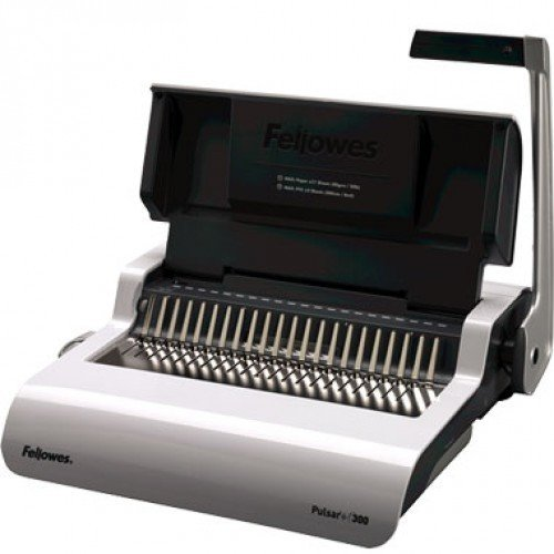 Fellowes Pulsar+300 A4 Manual Comb Binding Machine