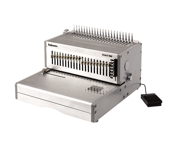 Fellowes Orion E-500 Comb Binding Machine