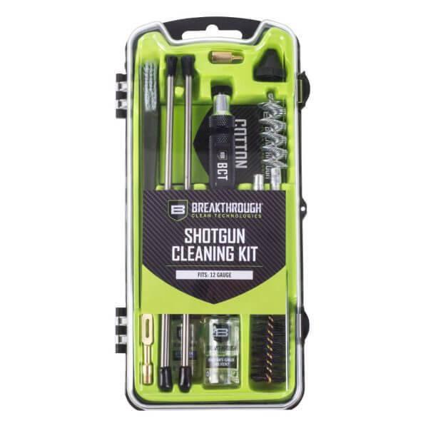 Breakthrough Clean Vision Series Shotgun Cleaning Kit- 12 Gauge BT-CCC-12G