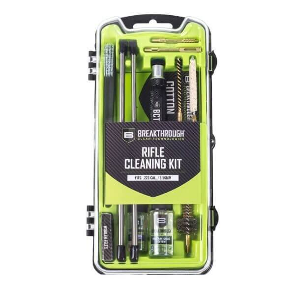Breakthrough Clean Vision Series Rifle Cleaning Kit- AR-15 / .223Cal / 5.56mm BT-CCC-AR15