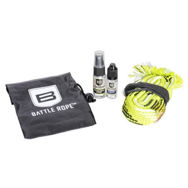 "Breakthrough Clean Battle Rope Kit with ""Mini Size"" Bottles and Bag – 12 Gauge BT-BRFS-12G"