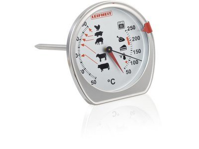 Leifheit 03096 Meat & Oven Thermometer