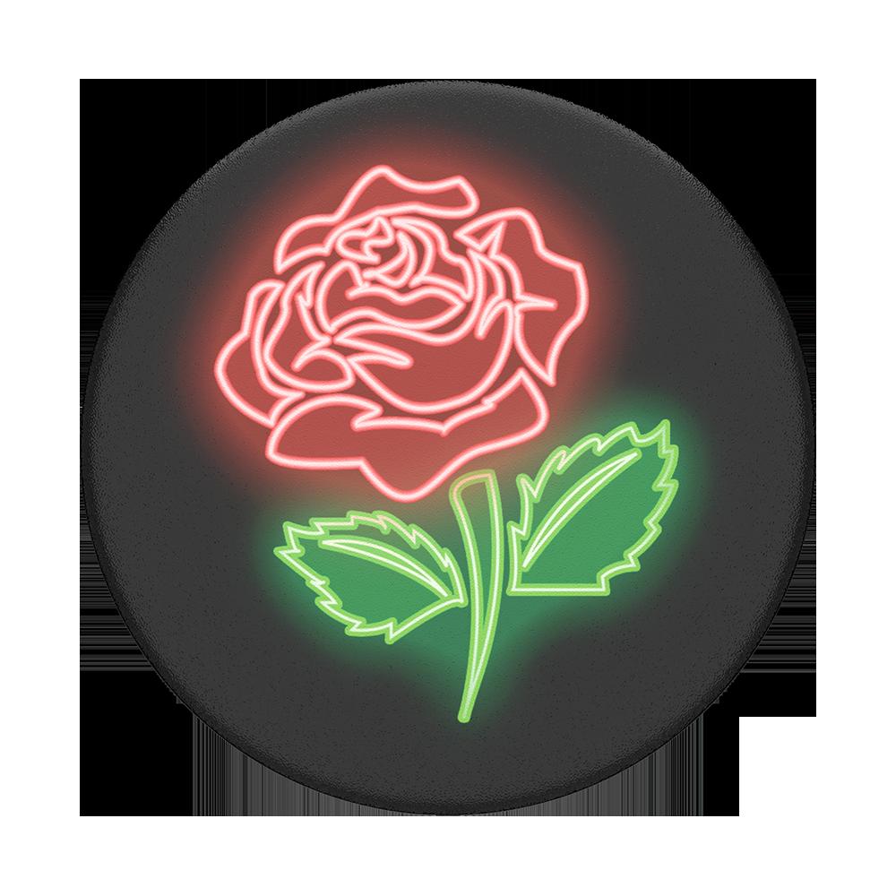 Popsocket Neon Rose