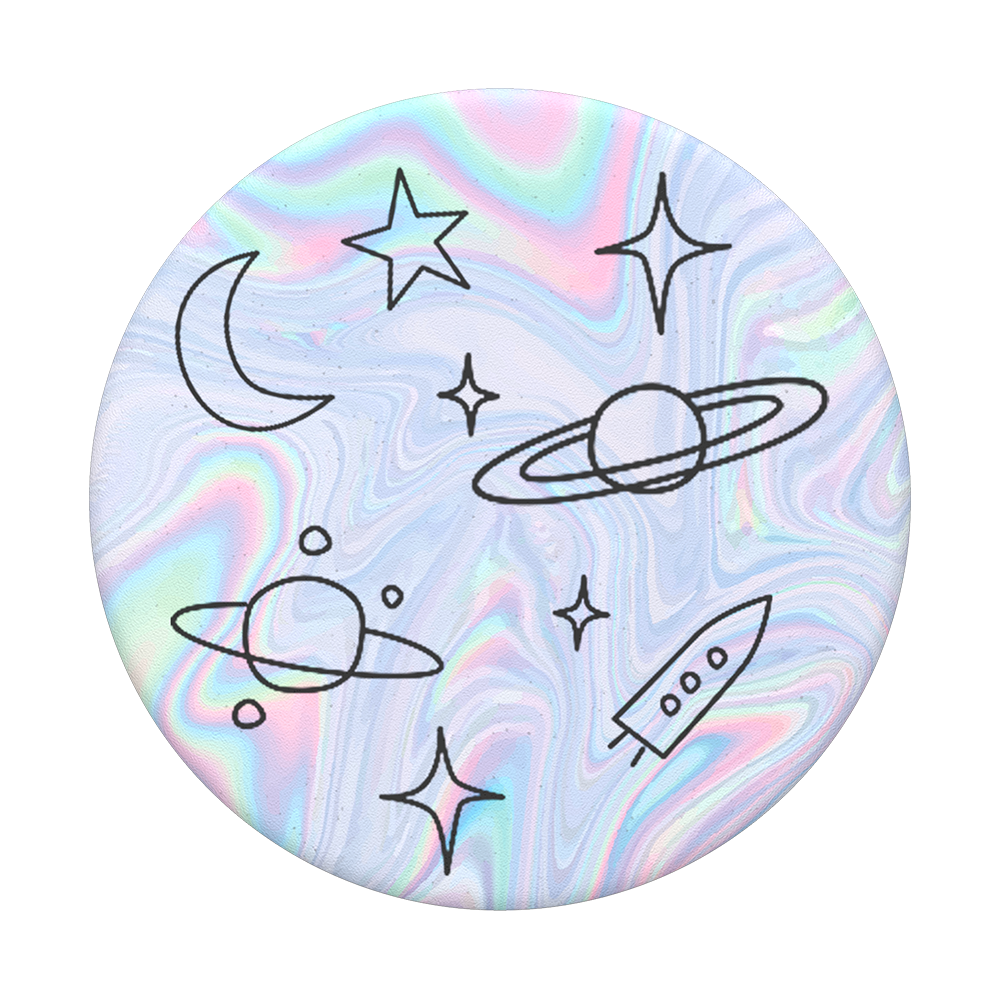 Popsocket Space Doodle Specs: