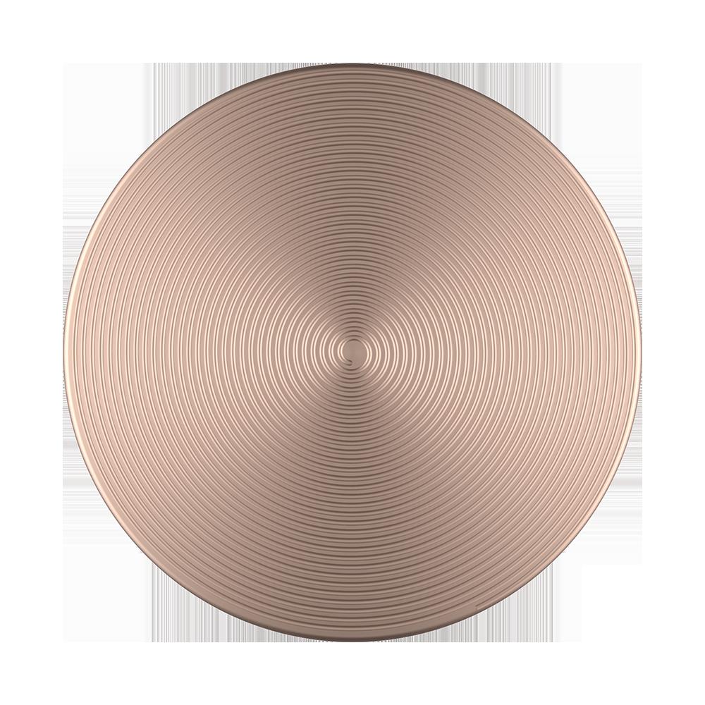 Popsocket Twist Rose Gold Aluminium