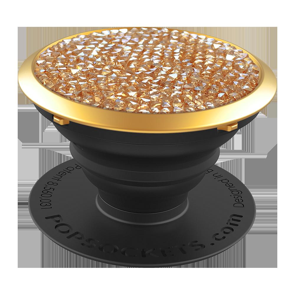 PopSockets Golden Shadow Crystal Swarovski Special Edition