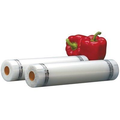 FoodSaver 28cm Vacuum Bags Twin Roll