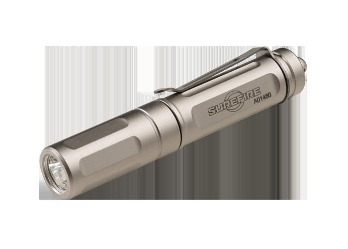 Surefire Titan Plus Ultra-Compact Variable-Output LED Flashlight
