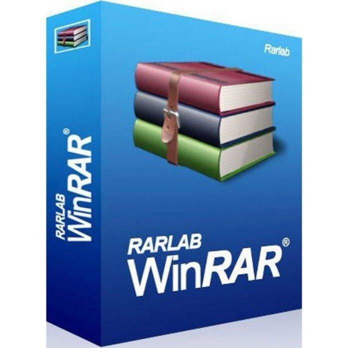 WinRAR Version 5.9