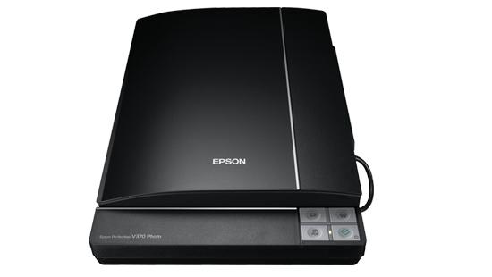 Epson Perfection V370 Flatbed Photo Scanner
