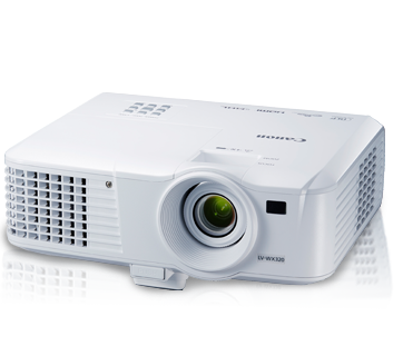 Canon Projector 3,200 Lumens LV-WX320