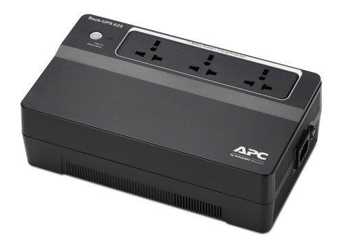 APC Back-UPS 625VA, 230V, AVR, Floor, Universal Sockets BX625CI-MS