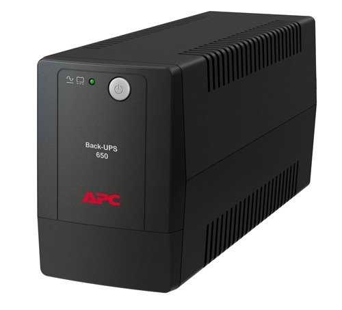 APC Back-UPS 650VA, 230V, AVR, Universal Sockets BX650LI-MS