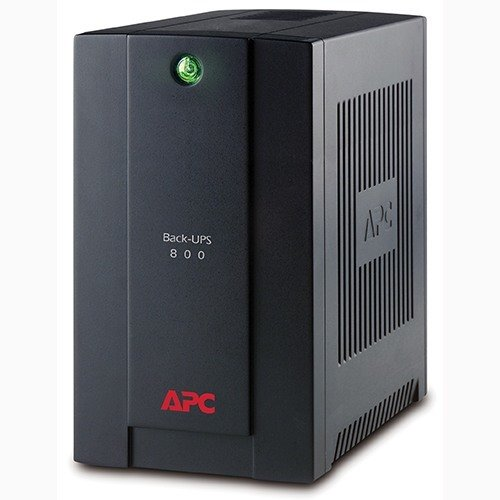 APC Back-UPS 800VA, 230V, AVR, Universal and IEC Sockets BX800LI-MS