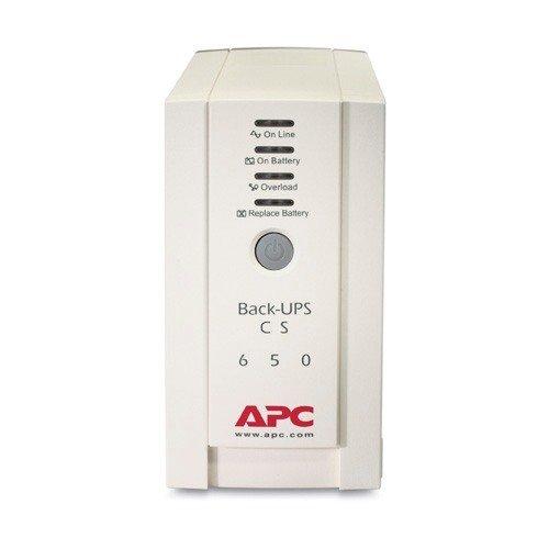 APC BACK-UPS CS 650VA 230V ASEAN BK650-AS