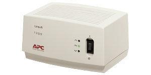 APC Line-R 1200VA Automatic Voltage Regulator LE1200I