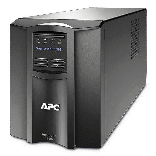 APC Smart-UPS 1500VA LCD 230V SMT1500I